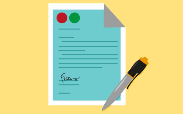 List motywacyjny, błędy, przykłady i wzory