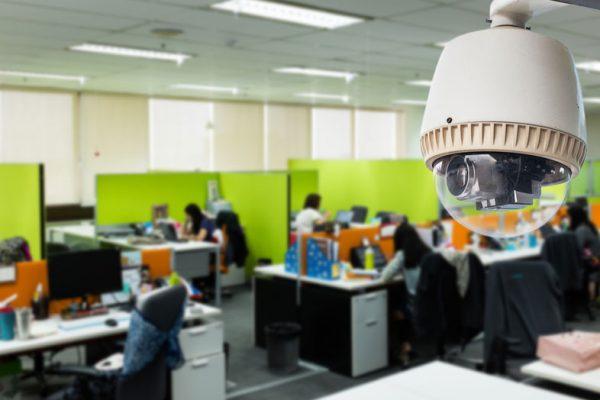Monitorowanie pracowników w miejscu pracy