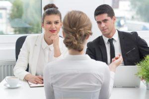 stres na rozmowie kwalifikacyjnej