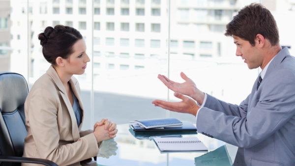 Negocjacje o podwyżke z szefem
